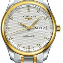 Longines Master Men's Watch L2.755.5.77.7