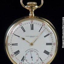 Patek Phillipe Chronometro Gondolo 18k Rose Gold Enamel Dial