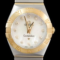 Omega Constellation Lady