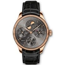IWC Portuguese Perpetual Calender Double Moon IW503404