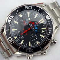 Omega Seamaster Americas Cup Racing - Omega Revision 05/2016