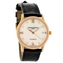 Baume & Mercier Baume  Classima Ladies MOP Diamond 18K...