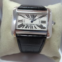 Cartier tank divan steel all prices for cartier tank for Cartier divan xl