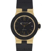 Bulgari Diagono 18K Yellow Gold AL32G