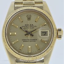 Rolex Oyster Perpetual Datejust 6927 Borke - Lc100