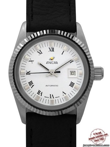 Enicar Mans Wristwatch