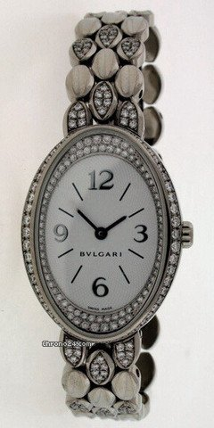 Bulgari Ovale OVW27GDGD Pre-owned