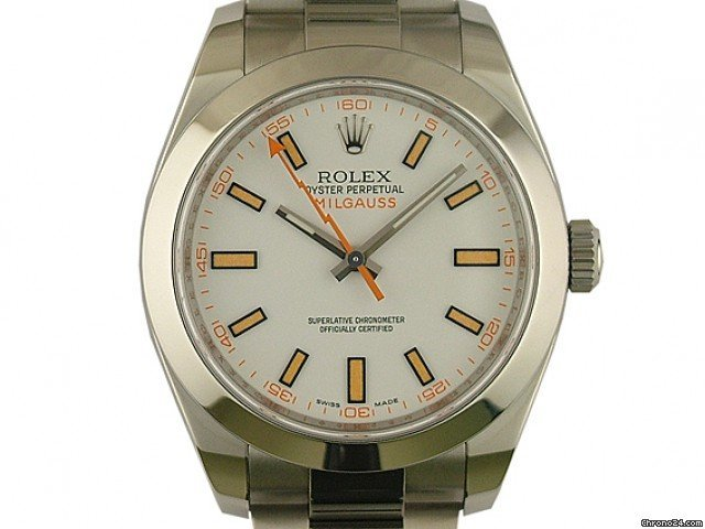 Rolex Oyster Perpetual Milgauss 40mm