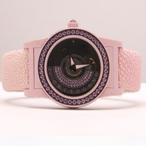 De Grisogono Tondo By Night Pink Sapphire