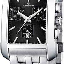 Candino Ladies C4333/I Damenchronograph Massiv gearbeitet