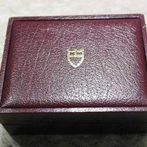 Tudor vintage watch box bordeaux leather 94.00.71