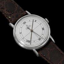 Omega 1947 Vintage Mens Chronometer - Famous Cal. 30 T2 RG - SS