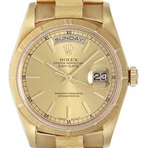 Rolex Men's Rolex President - Day-Date watch 18048 Silver...