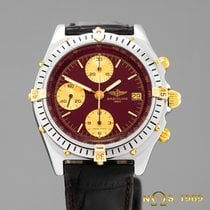 Breitling Chronomat Chronograph  S.Steel&Gold  BOX&PAPERS