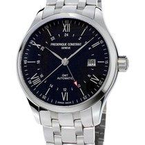 Frederique Constant Classics Index GMT Automatic Mens Watch