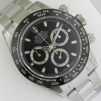 Rolex Cosmograph Daytona Stainless Steel Automatic Ceramic Bezel
