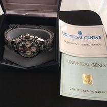 Universal Genève Space Compax Valjoux 72