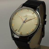 Omega extra große dress watch von 1953, top erhalten, Kal. 283