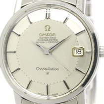 Omega Vintage Omega Constellation Cal 564 Pie Pan Dial Mens...