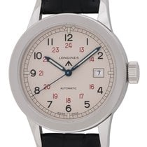 Longines - Military Heritage COSD : L2.832.4.73.0