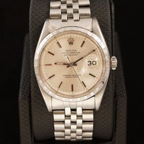 """Rolex Datejust 6605 In Steel """"first Serie"""""""