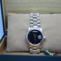 Rolex Day Date 18038 18K Quick Date