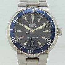 Oris Diver Automatic Steel 7533