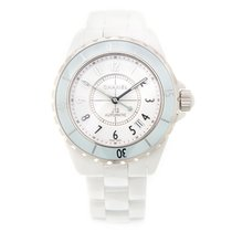 Chanel J12 Ceramics White Automatic H4465
