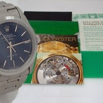 Rolex Air King Stainless Steel Oyster Perpetual Precision...