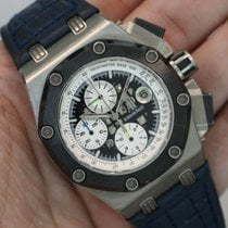 Audemars Piguet Royal Oak Offshore Barrichello Ii Titanium...