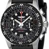 Breitling Skyracer Raven Volcano Black Mens Watch A2736...
