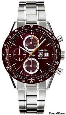 TAG Heuer Carrera Automatik Chronograph Calibre 16 (lagernd)