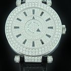 Franck Muller White Gold Double Mystery Diamond Watch D...