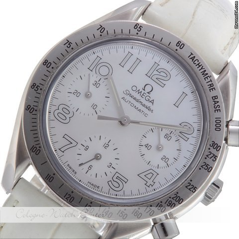 Omega Speedmaster Chronograph Stahl 38347036