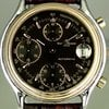 Baume & Mercier Baumatic Chronograph Gold-Steel