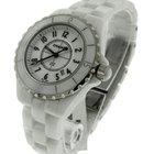 Chanel J12 H0968 Ceramic Quartz Date Watch