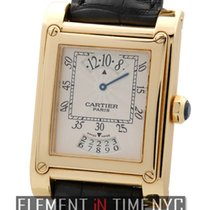 Cartier Tank Collection Tank A Vis Privee Collection 28mm 18k...
