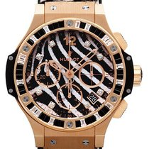 Hublot Big Bang Automatic 41mm ZEBRA BANG Limited Edition