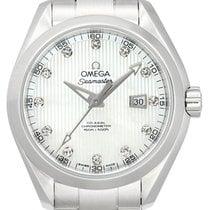 Omega [NEW] Seamaster Aqua Terra 150M Co-Axial 34 MM