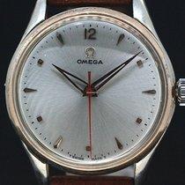 Omega White Dial Handaufzug Kaliber 283 super Zustand