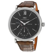 IWC Men's Portofino Manual Wind Eight Days Watch