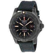 Breitling Avenger Blackbird Automatic Black Dial Titanium...