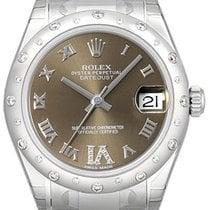 ロレックス (Rolex) Datejust 31 Ref. 178344 Zifferblatt Bronze...