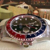 Rolex GMT II ST REF 16710 +NEAR NOS +B&P