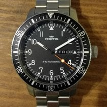 Fortis B-42 Official Cosmonauts Day Date