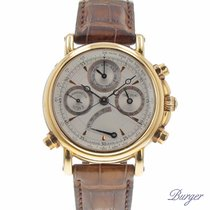Paul Picot Atelier Technicum Chronograph Rattrapante Rose Gold