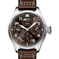IWC Schaffhausen IW503801 Big Pilot's Watch Perpetual Calendar...
