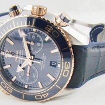 Omega Seamaster Planet Ocean Steel  Gold 215.23.46.51.03.001