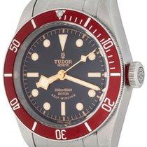 Tudor Heritage Black Bay Red Bezel 79220R-95740