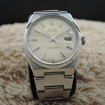 Rolex Oystequartz Date 17000 Stainless Steel Men's Watch